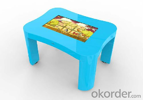 Multi-Touch Intelligent Table For Kids