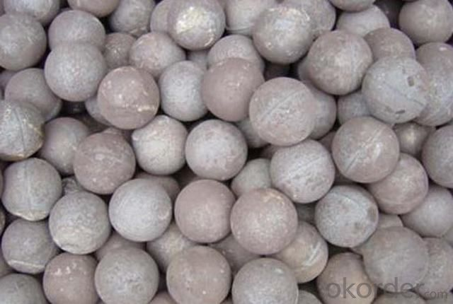 Cast Chromium Grinding Ball made by Top Quality Steel in Best Condition made in China