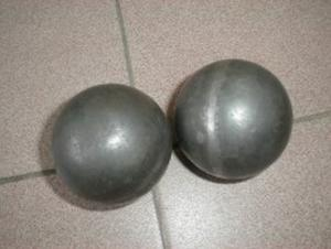 Chromium Alloyed Grinding Ball Well Quality and Abrasive Resisitance For Cement Plant