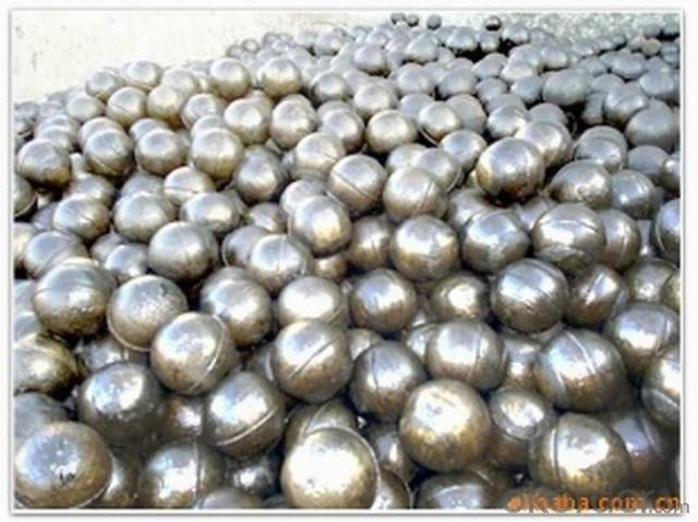 High Chromium Gringding Ball apply for Power Plant in Good Quality and Vary Low Breakage Rate