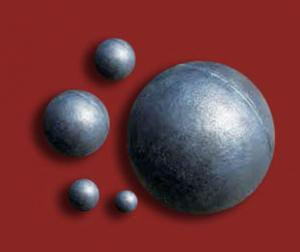 20mm-150mm Unbreakable Forged Grinding Ball For Ball Mill Made in China