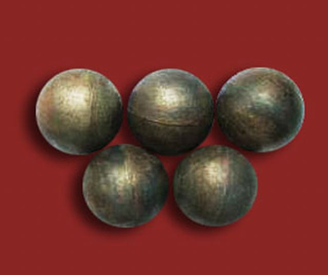 Made in China Widely Used High Toughness Low Carbon Forged Grinding Balls