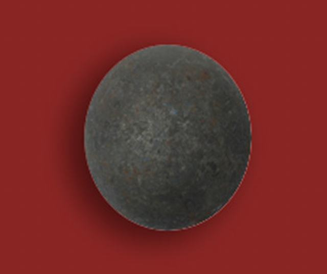 Alloy Carbon Grinding Ball With no Breakage and High Wear Resistance Rate
