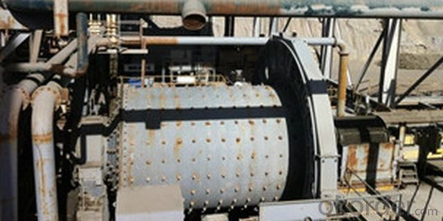 Casting Grinding Ball Of Mining Machinery Ball Mill with High Hardness
