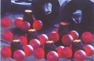 Wear-resistant High Chrome Cast Grinding Balls with High Hardness and Top Quality