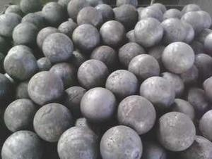 High Chrome Good Wear-resistant Casting Grinding Balls Made In China With High Hardness