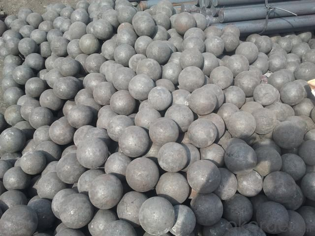 High Hardness Casting Grinding Ball For Grinder Made In China In Top Quality