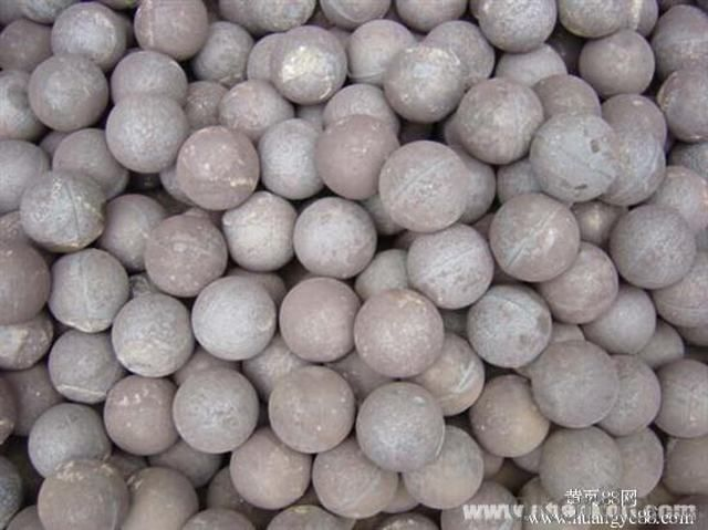 Cast Steel Grinding Ball With Supper Hardness Apply For All Kinds Of Mineral Processing