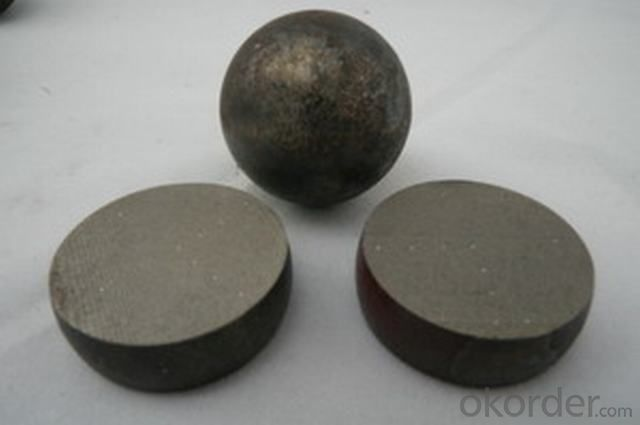 High Quality Low Price Forged Steel Grinding Balls Manufacturers In China