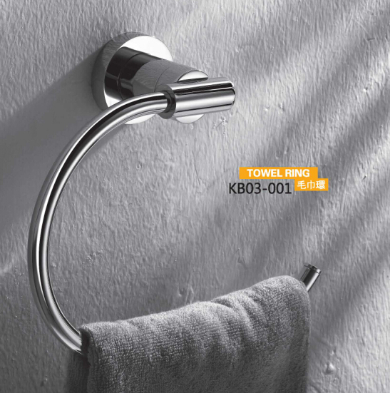 Bathroom Accessories/ KB-03 Series / Round Base