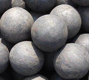 55-67HRC Forged Grinding Ball For Mine ISO9001, ISO14001,ISO18001