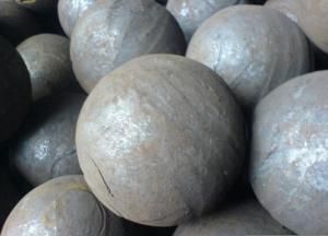 Supply Good Quality 75MnCr &65MN &B2 Forged Grinding Balls