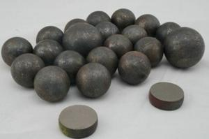 Long Working Life and Good Material 5' Metal Forged Grinding Steel Ball for Sag Mill