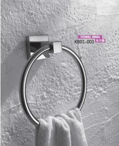 Bathroom Accessories/ KB-02 Series / Square Base/ Round Tube