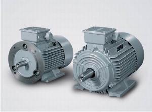 SIEMENS ILE0001 AC  Motor