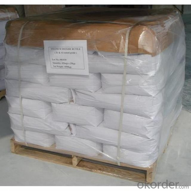 Titanium Dioxide for PVC Pipe ISO BV Hot Sale
