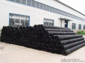 Fiberglass Geogrid High Intensity Low Elongation