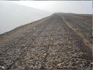 Polyester Geogrid for Roadbed,Airport,Railway,Slope,Retaining Wall Reinforced,100m/roll