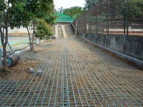 Biaxial PP Geogrid TGSG50-50 Top Quality