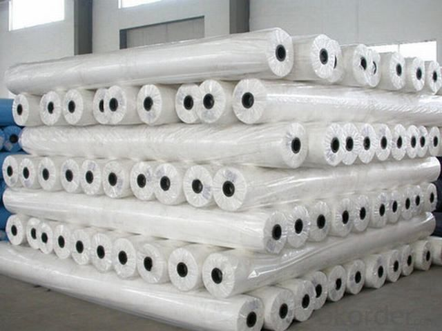 PP Short Staple Fiber Geotextile with High Quality