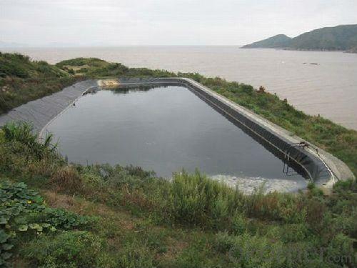 LLDPE geomembrane Pool liner Dam liner PE Liner Vapor Barrier