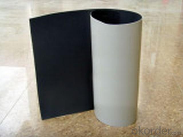 Waterproof Material Geomembrane,HDPE Geomembran