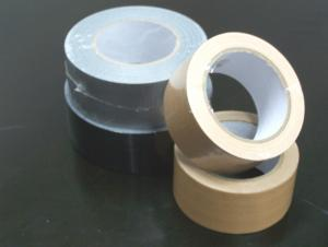 Good Package And Shrinked Double Sided Cloth Tape