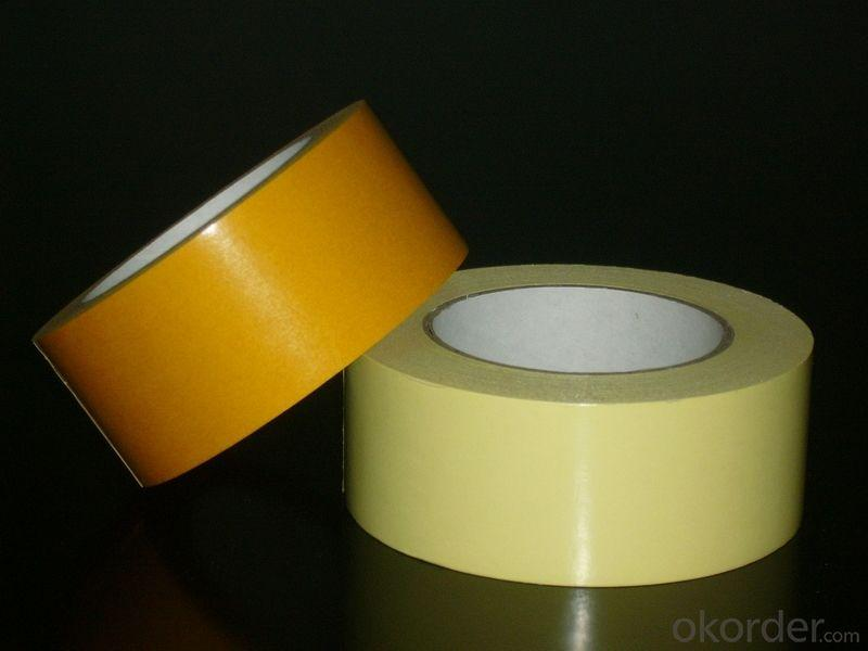 Packing Used Double Sided Cloth Tape For Food Insdutry
