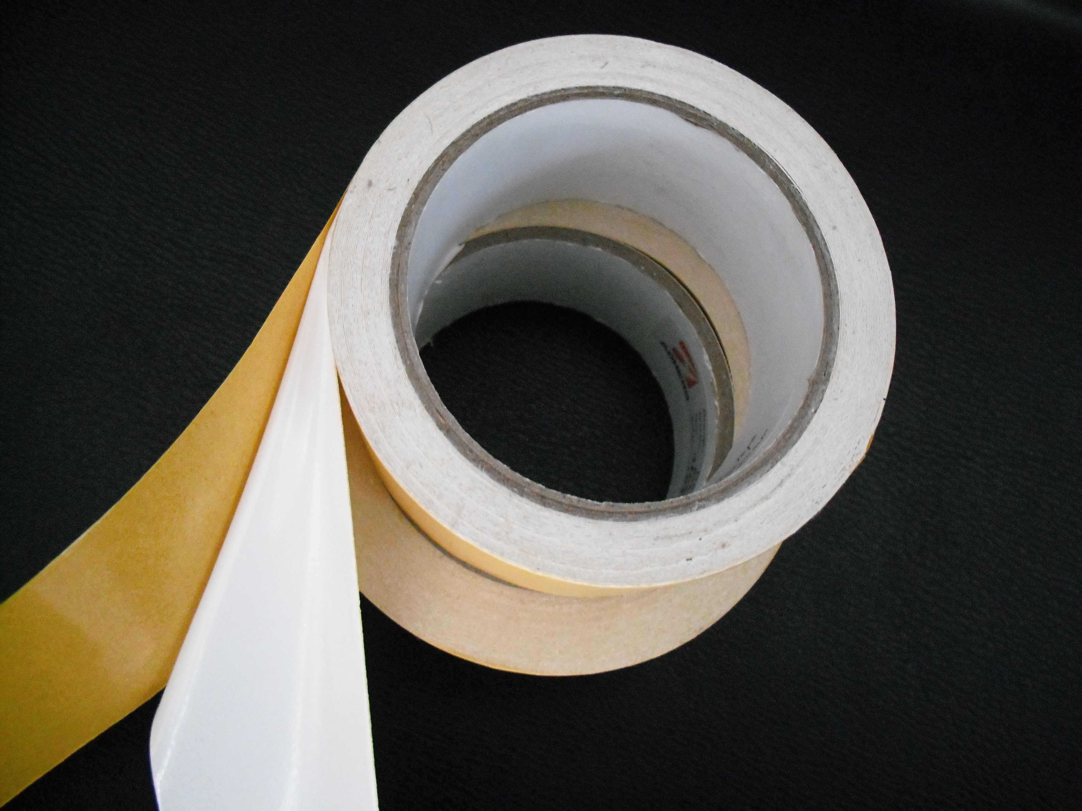 Double Sided Cloth Tape With Aluminum Raw Material