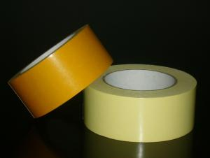 Grey Color Double Sided Cloth Tape With Narrow Width