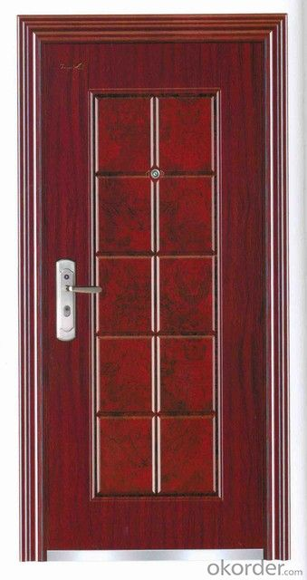 High Quality Security Doors Manufactory