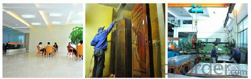 Factory Wholesale Stainless Steel Security Door