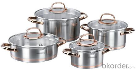 Cnbm copper cookware