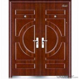 Steel Security Door Manufacturer with Good Quality