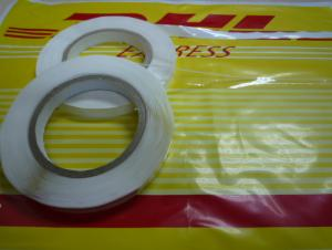OEM Resealable Bag Sealing tape /bag adhesive tape