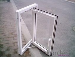 Direct Factory for PVC Casement Window with CE ISO