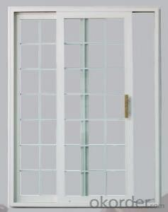 PVC Window and Door with American and Europe Style