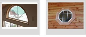 Europe&American Plastic/PVC/UPVC Fixed Window