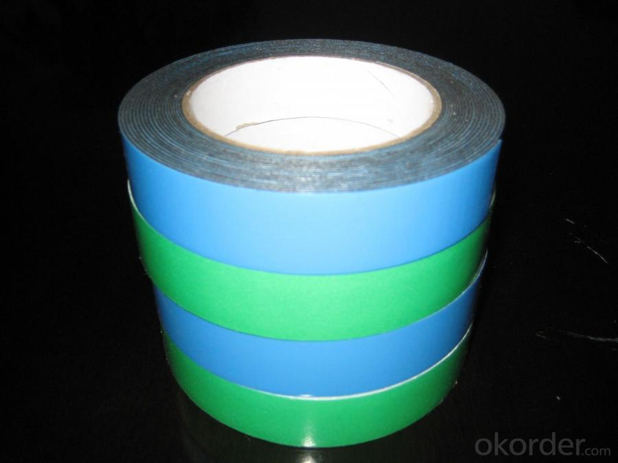 Cheap Double Sided Foam Tape With Low Adhesion