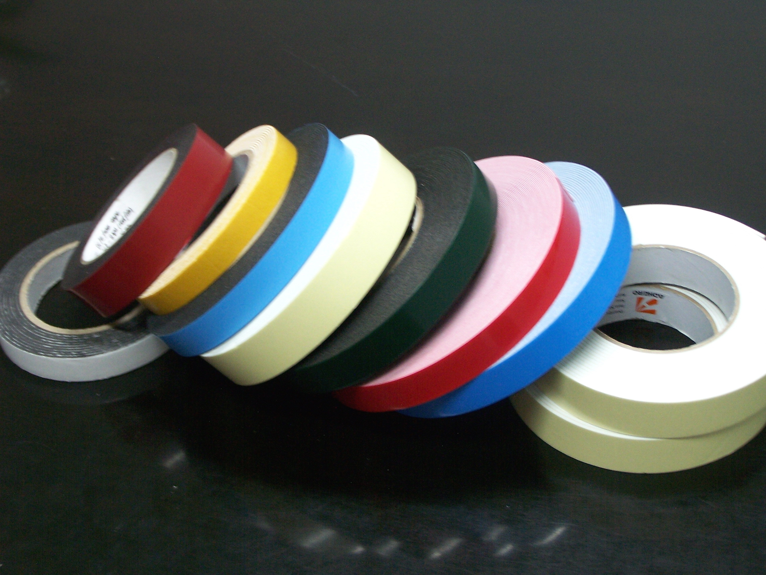 Color Double Sided Foam Tape To All Types Of Surface
