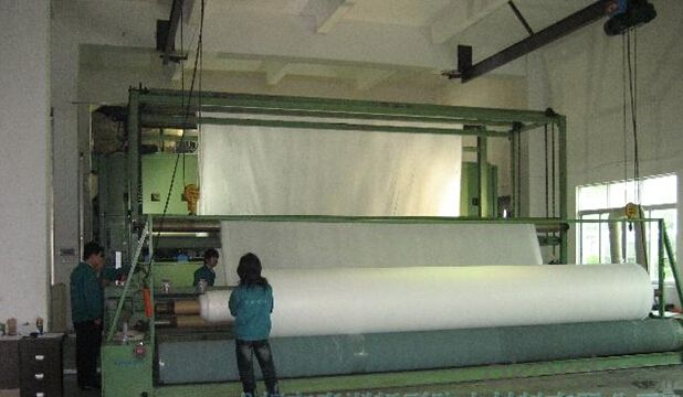 Continuous Filament Spunbond Needle Punched Polypropylene or Polyester Geotextiles