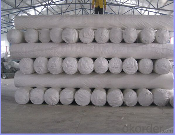 PP Nonwoven Geotextile with High Strength Used for Road Contruction and Civil Engineering Projects