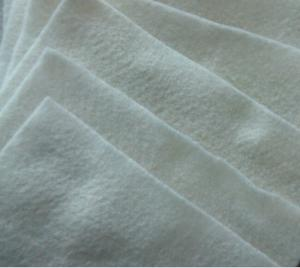 Polyester Continuous Filament Spunbond Needle Punched Nonwoven Geotextile 100g-800g