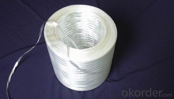 Alkali Resistant Glassfiber Spray Roving