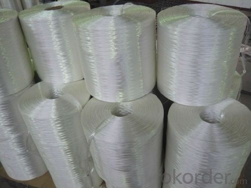 AR Glassfiber Spray Roving for Cement and Concrete