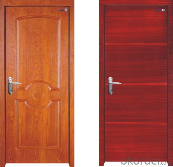 CE Solid Wood Security Door with Hight Quality