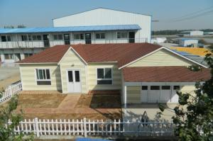 High Quality Sandwich Prefab Houses