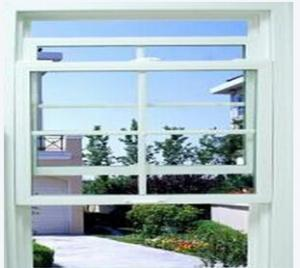 PVC Fixed Window with Soundproof and Double Glass Manufacturer