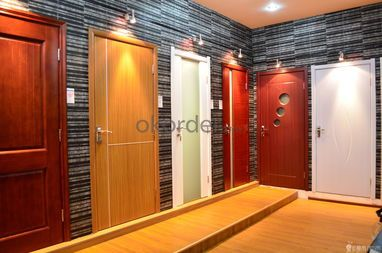 MDF Door with Elegant Design and High Quality