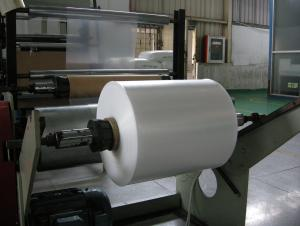 Plastic PE Film Blowing Machine